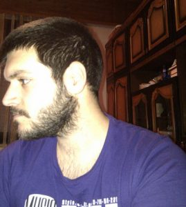 O meni, Aleksandar Cvetic