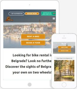 Ibike Belgrade - Rent a Bike using your Mobile