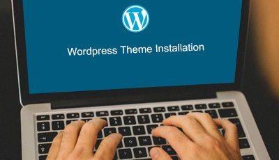 Instalacija wordpress teme