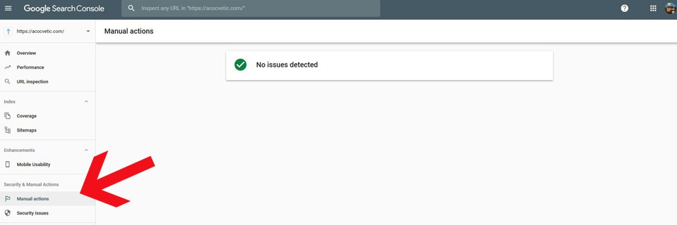 Proverite imate li Google Penal ukoliko koristite Novi Webmaster Tools