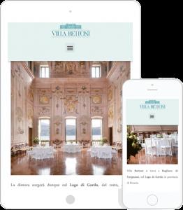 Villa Bettoni Italy